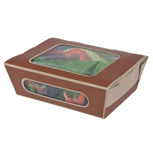 Biodegradable Salad Containers