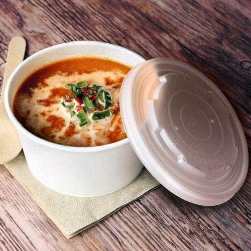 Biodegradable Soup Tubs