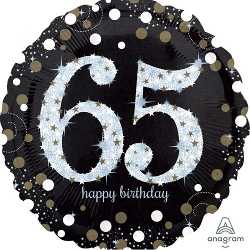 Age 65 Partyware
