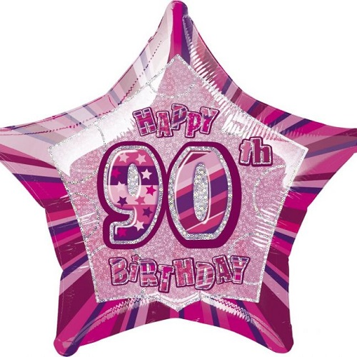 Age 90 Partyware