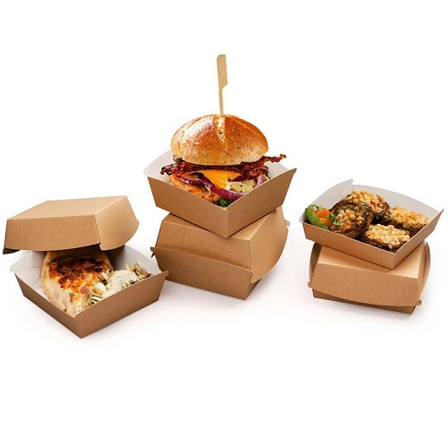 Colpac Fast Food Packaging
