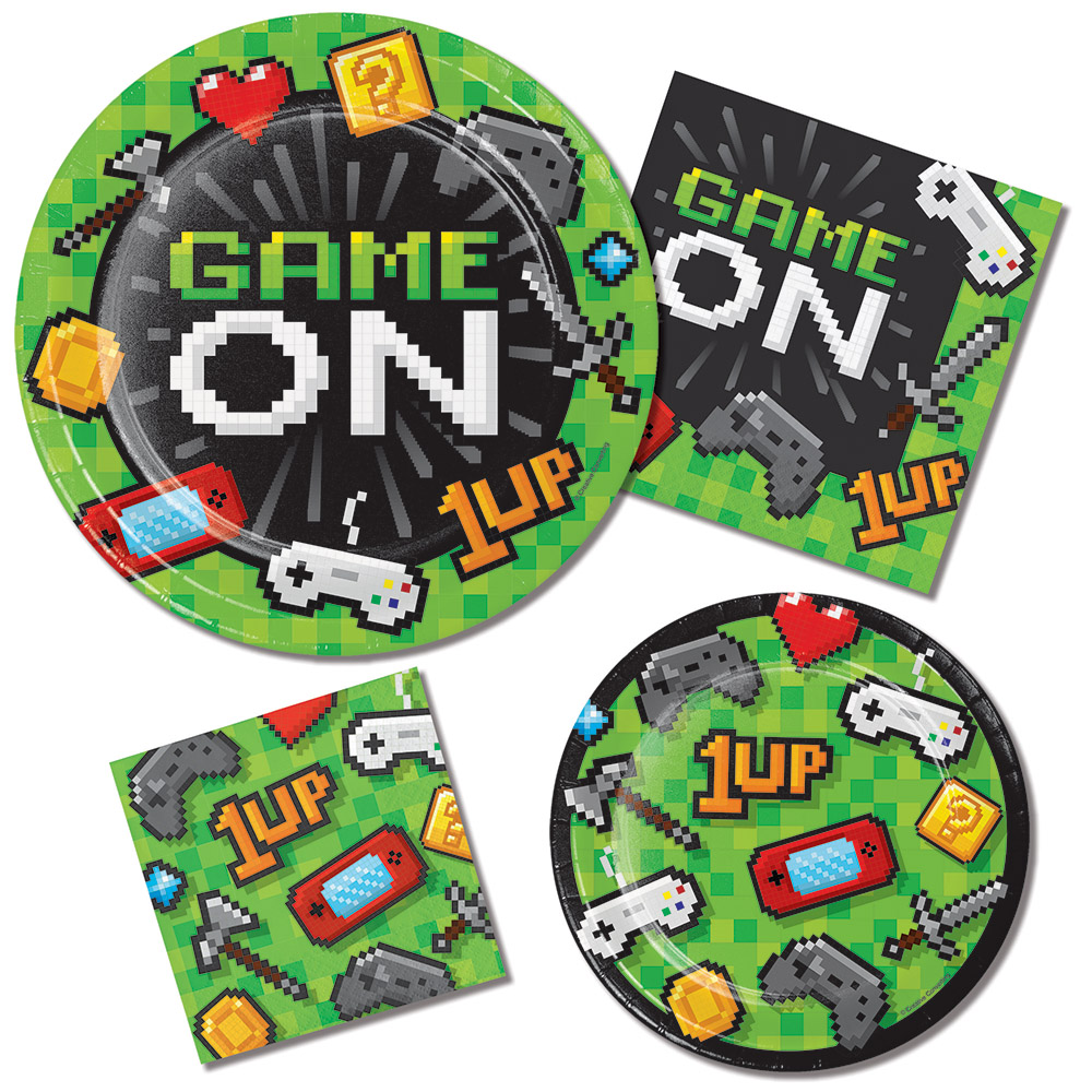 Gaming Partyware