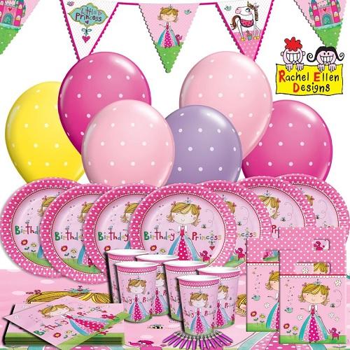 Princess Partyware
