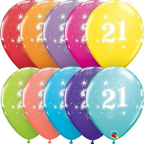 Age Latex Balloons