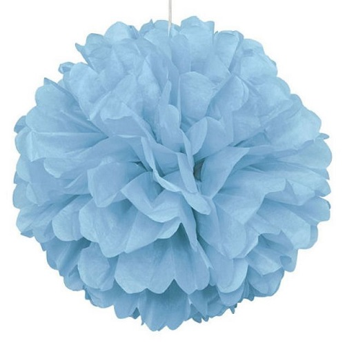 Baby Blue Partyware