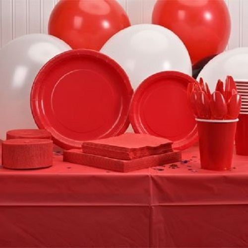 Specific Colour Partyware