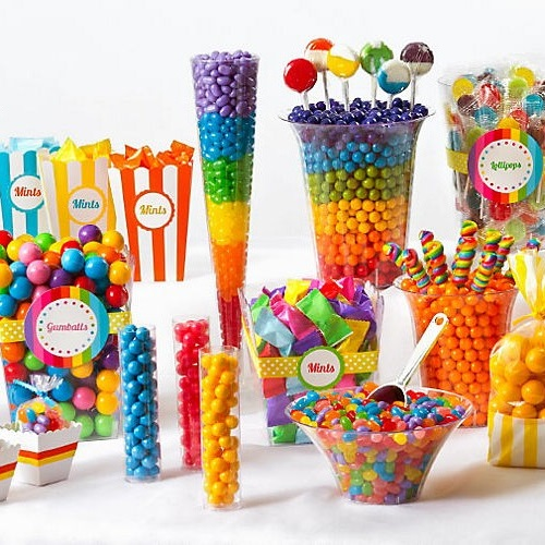 Candy Buffet & Accessories