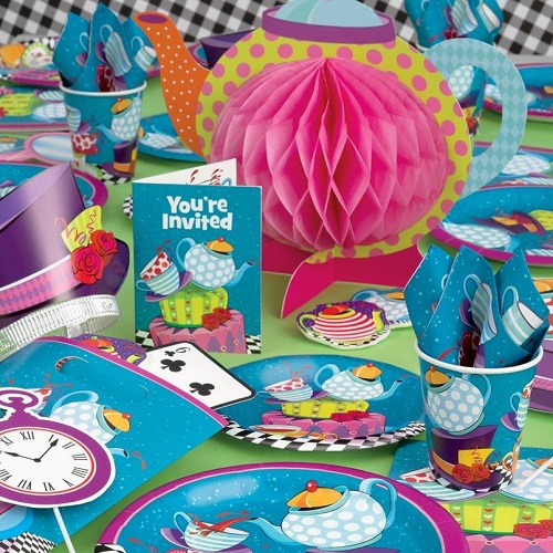 Themed Partyware