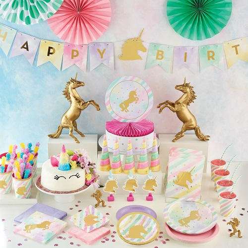 Children's Themed Partyware