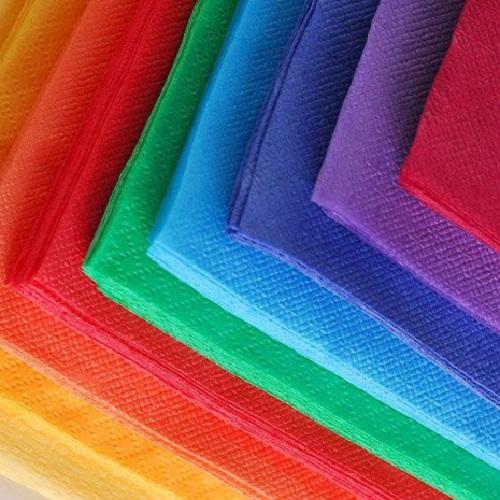 Coloured Paper Napkins