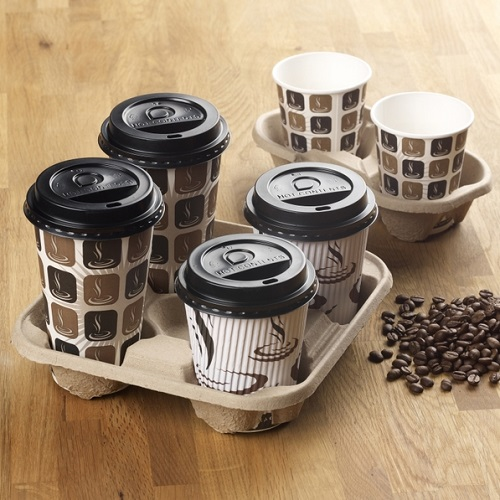 Coffee Cup Holders & Stirrers