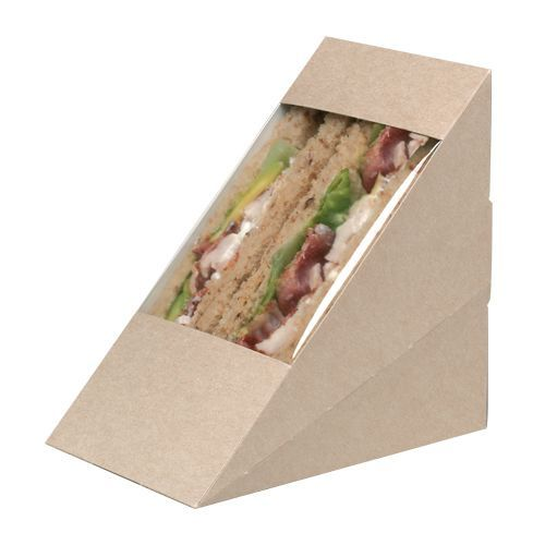 Biodegradable Sandwich & Baguette Packaging