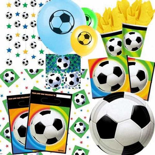 Football Partyware