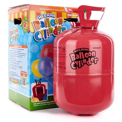 Helium Gas Bottles