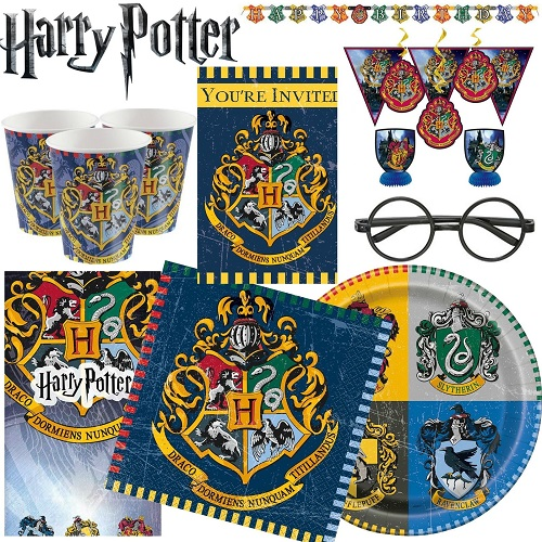 Harry Potter Partyware