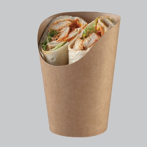 Biodegradable Tortillia & Wrap Packaging