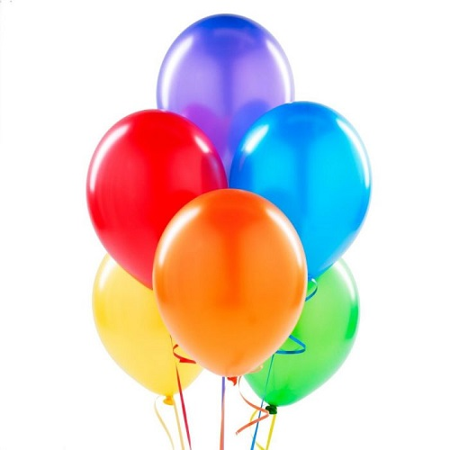 Plain Latex Balloons