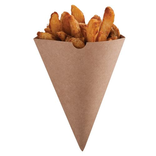 Chip Scoops, Cornets & Trays