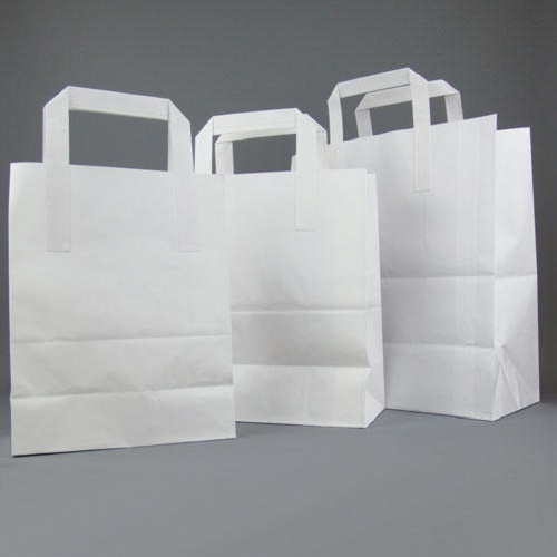 Biodegradable Paper Bags & Paper Carrier Bags